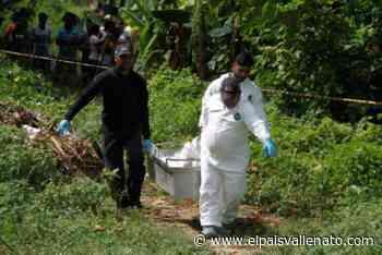 En plena vía asesinaron a dos hombres en Chimichagua   EL PAÍS VALLENATO - El País Vallenato