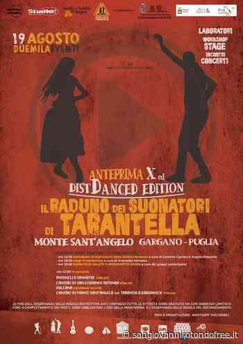 Il RADUNO dei SUONATORI di TARANTELLA non si ferma - San Giovanni Rotondo Free