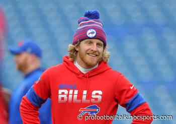 Cole Beasley activated from non-football injury list
