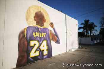 Orange County declares Aug. 24 as Kobe Bryant Day - Yahoo News Australia