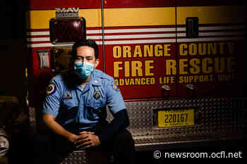 Orange County Firefighter Encourages Asian Community to Consider Public Service - Orange County Government, Florida