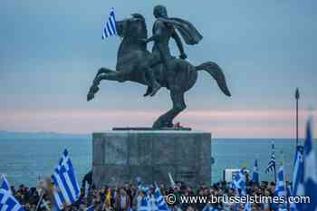 Greece becomes orange travel zone for Belgians - The Brussels Times