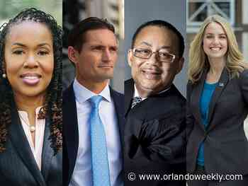 This year's Orange-Osceola state attorney candidates offer voters a real choice on Aug. 18 - Orlando Weekly