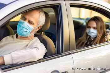 Port du masque en voiture : obligatoire en ville ou pas ? - Auto Plus