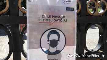 CARTE - Rouen : port du masque obligatoire dans tout le centre-ville et sur les quais - France Bleu