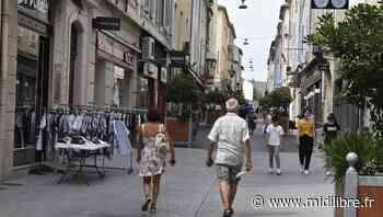 Alès : le port du masque dans les rues commerçantes du centre-ville obligatoire à partir de samedi - Midi Libre