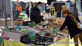 Aveyron : le port du masque devient obligatoire sur certains marchés - Centre Presse Aveyron