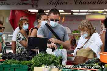 Coronavirus COVID 19. Cantal : le port du masque obligatoire sur les marchés de plein-air - France 3 Régions