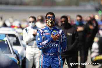 Bubba Wallace: 'We've been winning off the race track'