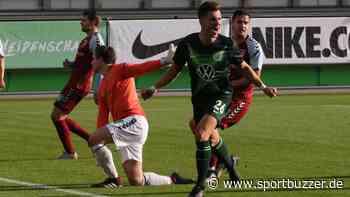 Möker vom VfL Wolfsburg II zu Drittligist Zwickau - Sportbuzzer