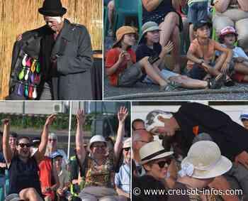 LE CREUSOT (Beaux Bagages) : Frigo, un clown provocateur et attachant, mais surtout un grand moment d'humour - Creusot-infos.com