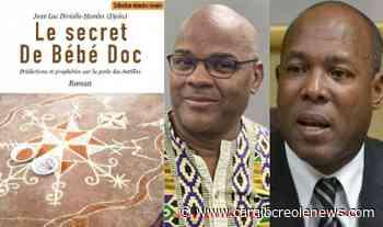 Haïti. Guadeloupe. Littérature. Jean-Luc Divialle lâche le secret de Bébé Doc. - CCN - CARAIB CREOLE NEWS