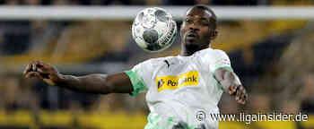 Borussia Mönchengladbach: Marcus Thuram trainiert auf dem Platz - LigaInsider