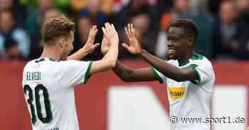 Nico Elvedi plant Zukunft bei Borussia Mönchengladbach - SPORT1