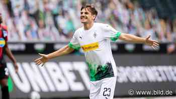 Borussia Mönchengladbach: Jonas Hofmann hofft auf Jürgen Klopp! - BILD