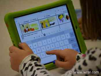 Working parents struggle to find childcare while children take online classes