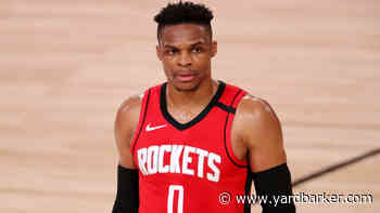 Russell Westbrook has strained quad, will be re-evaluated before playoffs