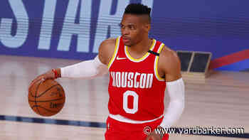Russell Westbrook strains quadriceps muscle
