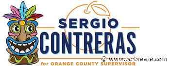 California State Controller endorses Sergio Contreras for Orange County Supervisor - Orange County Breeze