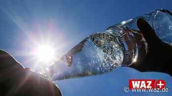 Sommerhitze: Die Hitzewelle hat Bottrop fest im Griff - WAZ News