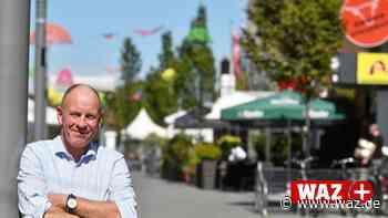 OB Bernd Tischler tritt zu seiner dritten Wahl in Bottrop an - Westdeutsche Allgemeine Zeitung