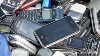 ESB in Bottrop sammelt ausgediente Handy für Wohnungslose - Westdeutsche Allgemeine Zeitung