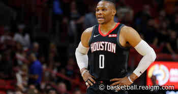 Russell Westbrook Diagnosed With Strained Quad In Right Leg