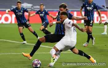 El PSG accedió a semifinales tras remontar el marcador ante el Atalanta