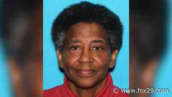 Philadelphia police seek help locating missing 72-year-old woman - FOX 29 News Philadelphia