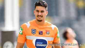 KNIGHTS | How a beer or two in a Cairns backyard launched Enari Tuala's NRL career - Newcastle Herald
