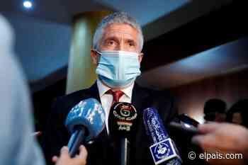 """Interior anuncia """"nuevas vías de cooperación"""" con Argelia para hacer frente a la inmigración irregular - EL PAÍS"""