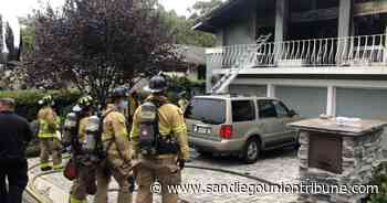 Authorities release names of family members who died in La Jolla house fire