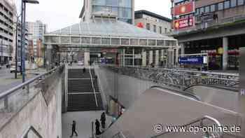 Offenbach: Großer Polizeieinsatz am Marktplatz könnte teuer für Anrufer werden - op-online.de