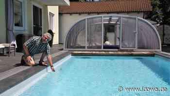 In Zeiten von Corona: Pool-Boom - idowa