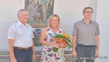 Kleine Feierstunde in Wilting: Abschied von Pöschl - idowa