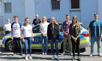 Sieben Neue bei der Polizei - Region Cham - Nachrichten - Mittelbayerische