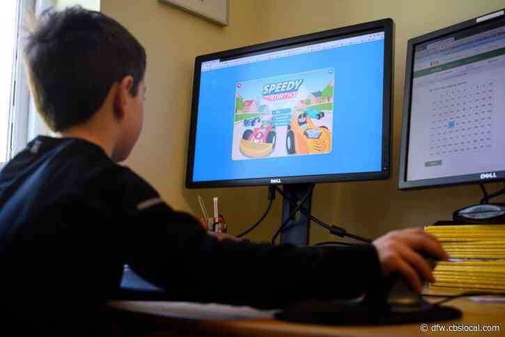 Texas Parents Considering Nannies To Help With Kids' Online Learning During Pandemic
