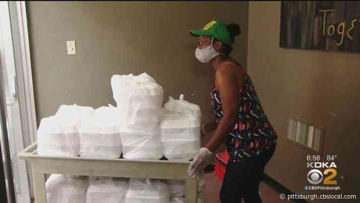 On A Positive Note: Pittsburgh Volunteers Organize Food Distribution Program Aimed At Children