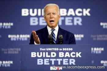 Joe Biden selects California Sen. Kamala Harris as running mate - Lacombe Express