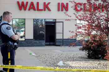 Charges likely in fatal attack at central Alberta medical clinic: RCMP - Lacombe Express
