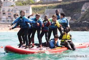 A l'abordage Matelot Centre nautique de PLENEUF VAL ANDRE samedi 4 juillet 2020 - Unidivers