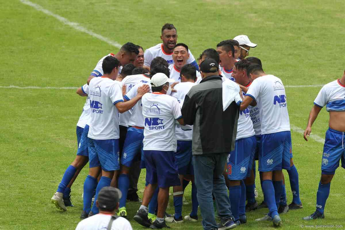 ¡El Progreso, Jutiapa, festeja! Achuapa se impone a San Pedro y logra el ascenso a la Liga Nacional - guatevision.com