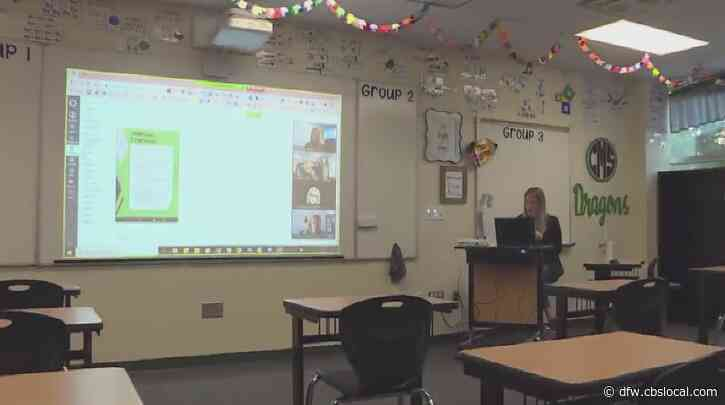 Carroll ISD Preparing To Teach Both In-Person And Virtual Classes Simultaneously