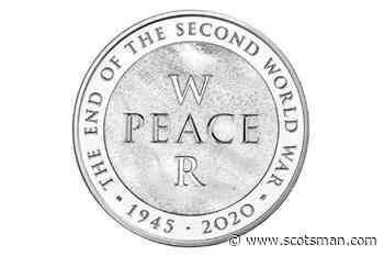 You can get a new limited edition £5 coin to commemorate the end of WW2 - The Scotsman
