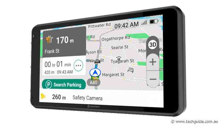 Navman releases new MiCam GPS that's a dash cam and navigation device in one