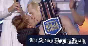 Perth's Ben Polson climbs to Australian Ninja Warrior glory - Sydney Morning Herald