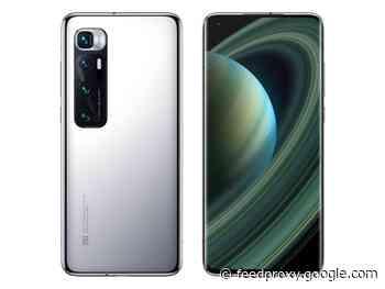 Xiaomi Mi 10 Ultra smartphone gets official