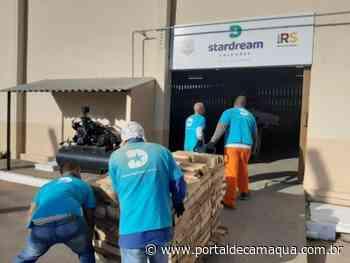 Fábrica de colchões na penitenciária de Arroio dos Ratos emprega 26 apenados - Portal de Camaquã
