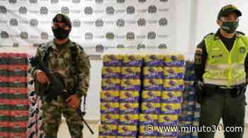 ¡Le quitaron las 'polas'! 5.760 latas de cerveza fueron incautadas por no tener permisos - Minuto30.com
