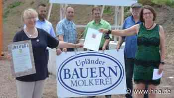 Upländer Bauernmolkerei erhält für Neubau 7,5 Millionen Euro Fördergeld - HNA.de